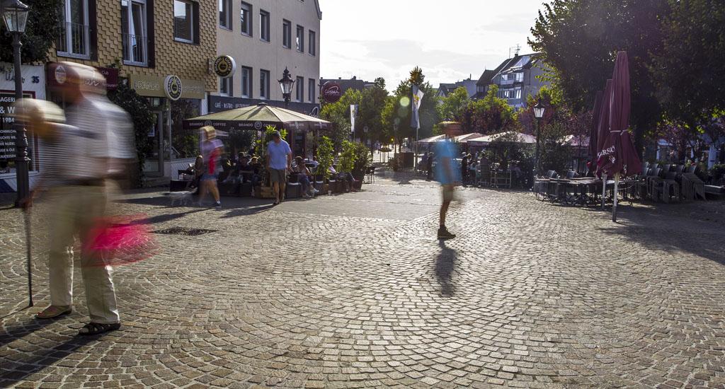 Unsere KFO-Praxis direkt am Markt in Siegburg